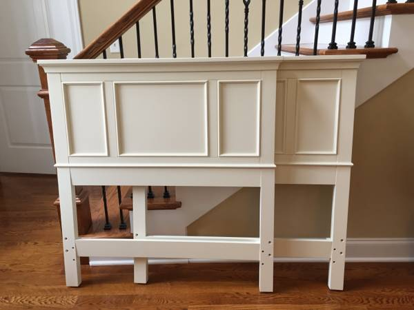 Pair of Twin Headboards     $80     View on Craigslist