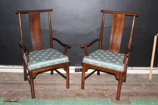 Pair of Chairs     $120     View on Craigslist