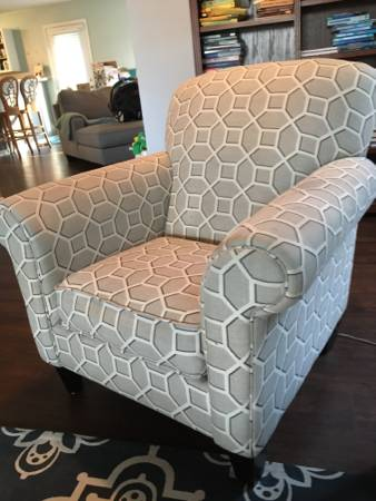 Pair of Club Chairs     $350     View on Craigslist