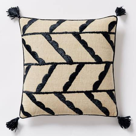 Pair of West Elm Pillow Covers     $30     View on Craigslist