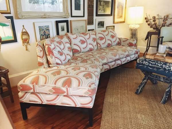 Mid-Century Sofa $650 View on Craigslist