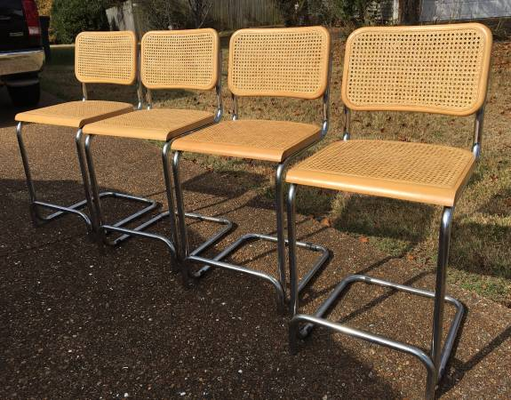 Set of Marcel Breuer Stools $350 View on Craigslist
