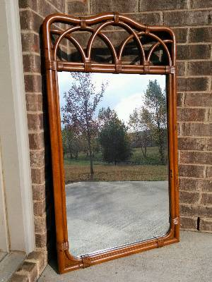 Vintage Mirror $20 View on Craigslist