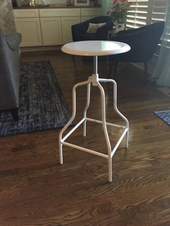 Set of 3 Industrial Stools $90 View on Craigslist