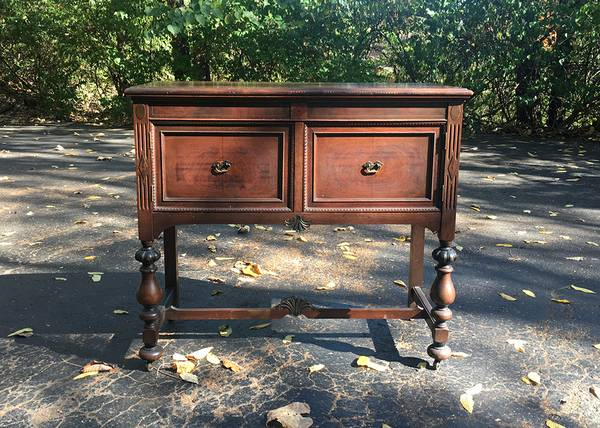 Antique Sideboard $200 View on Craigslist