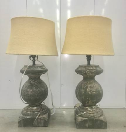 Pair of Pottery Barn Lamps     $135     View on Craigslist