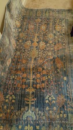 Safavieh 4' x 6' Rug $75 View on Craigslist