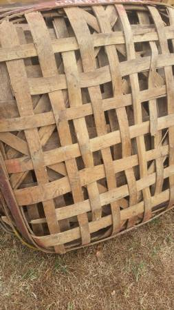Antique Tobacco Baskets     $60 each     View on Craigslist