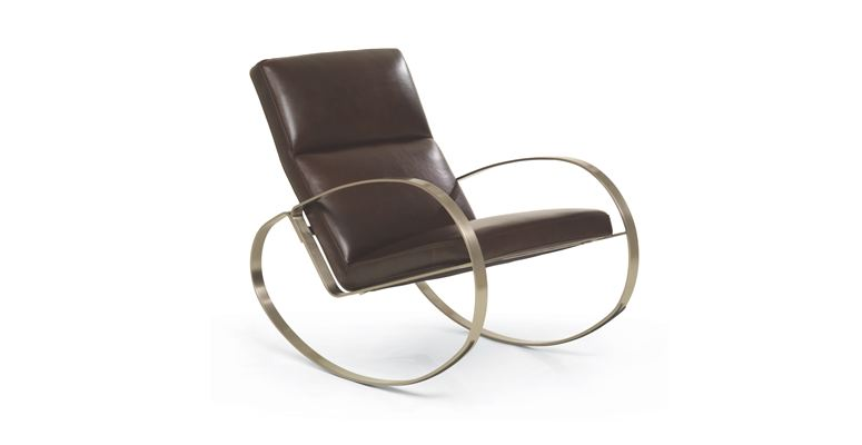 Mitchell Gold Modern Rocking Chair $600 View on Craigslist
