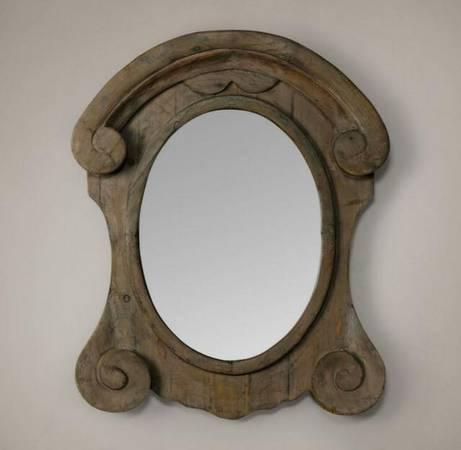 Mirror $150 View on Craigslist