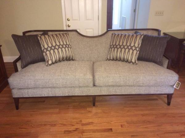 A.R.T. Intrigue Sofa     $1000     View on Craigslist