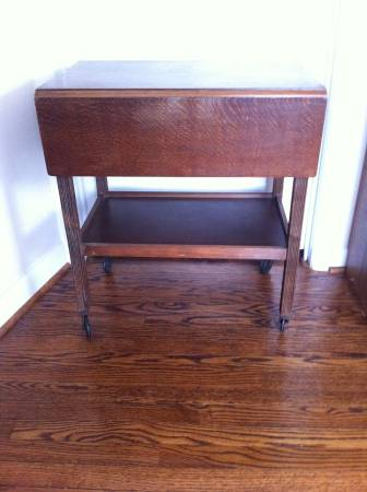 Antique Wooden Cart     $150     View on Craigslist