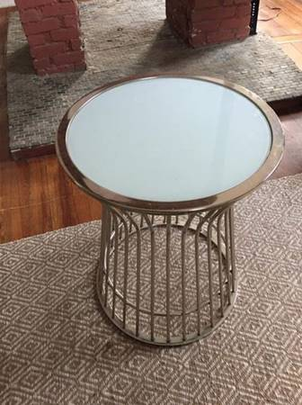 West Elm Side Table     $50     View on Craigslist