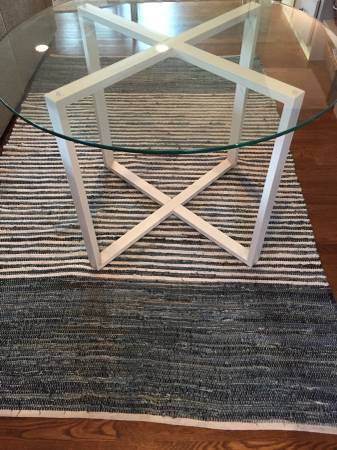 West Elm Table $100 View on Craigslist