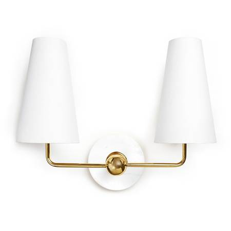 Jonathan Adler Sconce $300 This sconce retails for $495. View on Craigslist