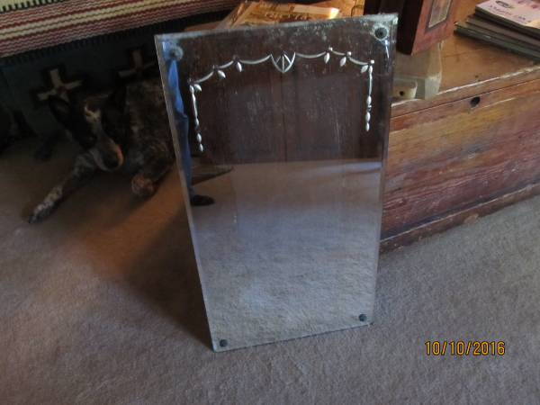Antique Mirror     $50     View on Craigslist