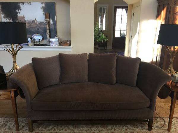 Wesley Hall Sofa $1200 View on Craigslist