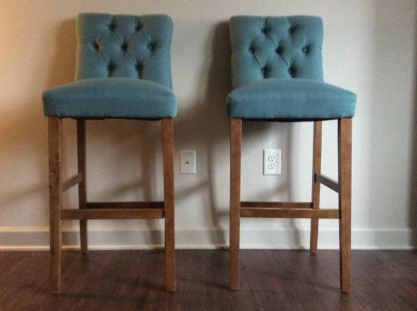 Pair of Stools $60 View on Craigslist