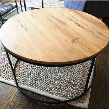 Restoration Hardware Watts Coffee Table     $500     View on Craigslist
