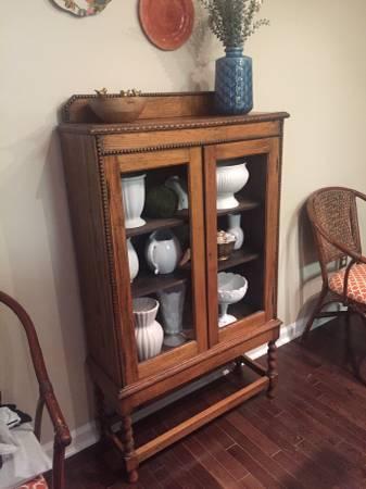 Antique Cabinet     $225     View on Craigslist