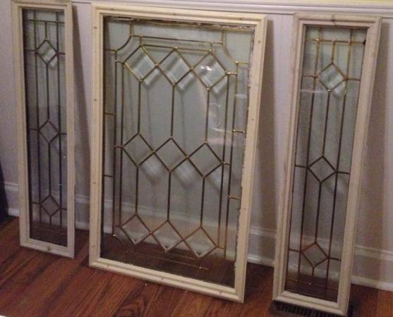 Set of Stained Glass Windows     $40     View on Craigslist