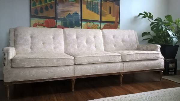 Vintage Sofa $350 View on Craigslist