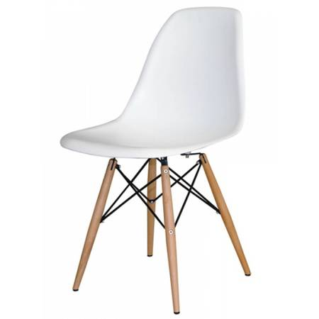 Set of 4 Eames Style Eiffel Chairs     $200     View on Craigslist
