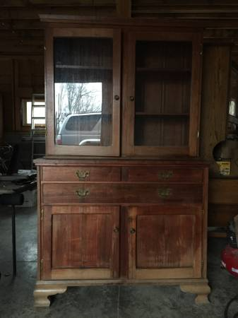 Cherry Cabinet     $190     View on Craigslist