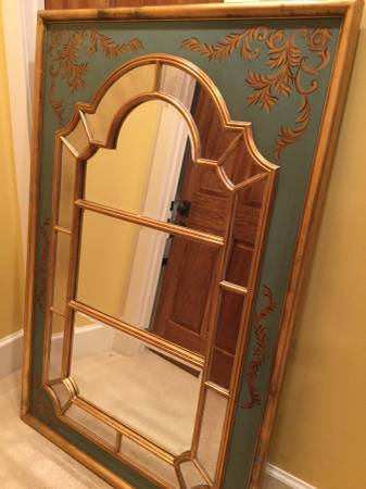 Mirror $50 View on Craigslist