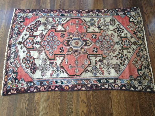 Antique Rug $175 View on Craigslist