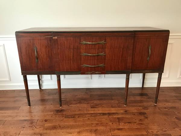 Antique Buffet $250 View on Craigslist