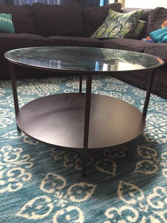 IKEA Coffee Table $40 View on Craigslist