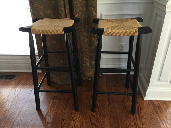 Pair of Stools $40 View on Craigslist