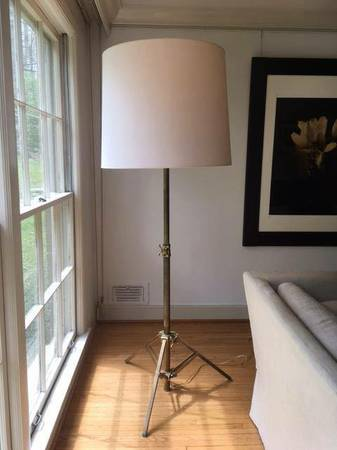 Restoration Hardware Floor Lamp     $425     View on Craigslist