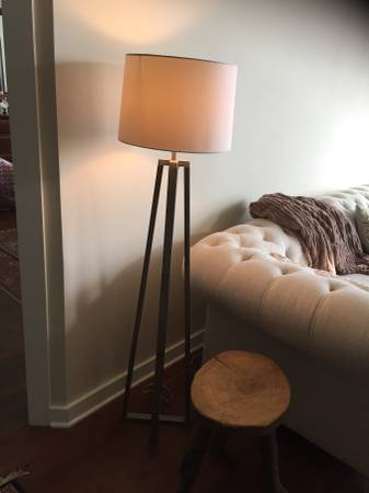 Pair of Floor Lamps $30 View on Craigslist