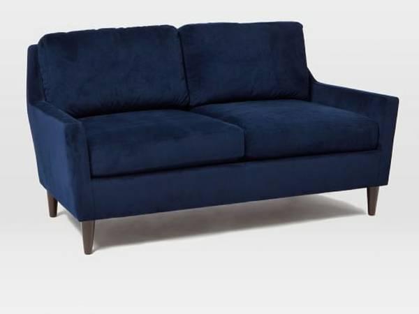 West Elm Everett Sofa $650 View on Craigslist