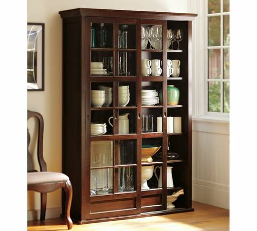 Pottery Barn Cabinets $950 View on Craigslist