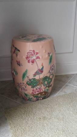 Garden Stool $30 View on Craigslist