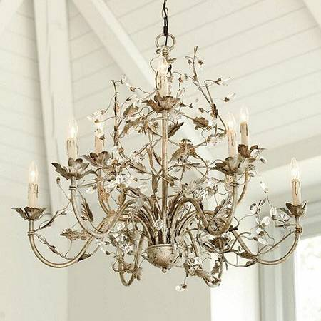 Ballard Design Chandelier $349 View on Craigslist
