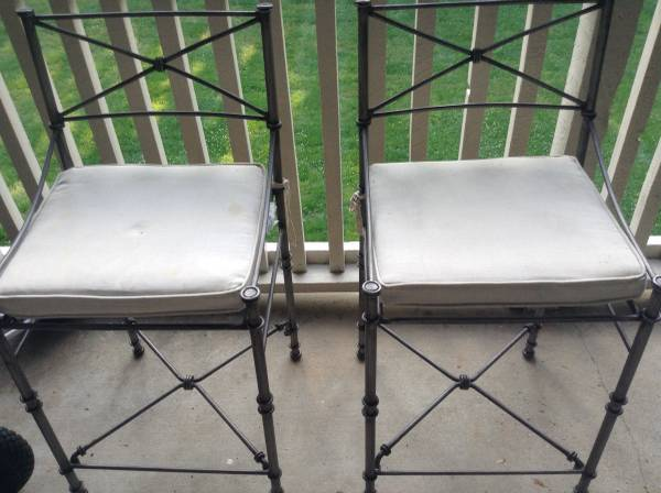 Pair of Bar Stools $75 View on Craigslist