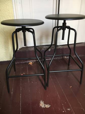 Pair of Stools $80 View on Craigslist