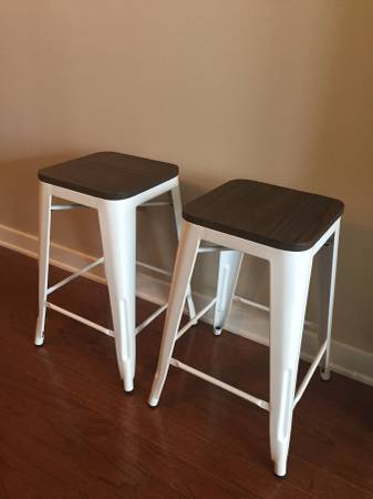 Pair of Stools     $30     View on Craigslist