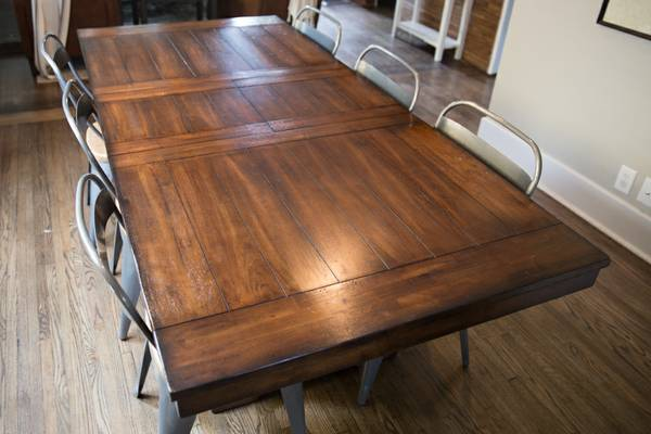 World Market Dining Table $175 View on Craigslist