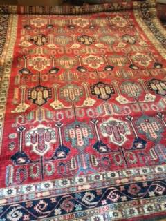 Handwoven Wool Rug     $450     View on Craigslist