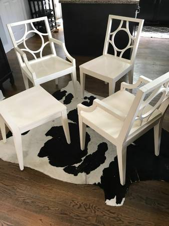 West Elm Chairs     $150     View on Craigslist