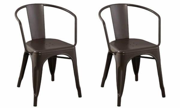 Pair of Carlisle Chairs $60 View on Craigslist