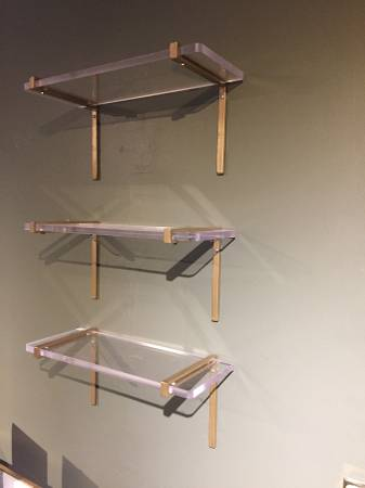 Floating Shelves     $25 each   There are 6 available.    View on Craigslist