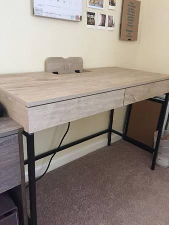 Target Desk $90 View on Craigslist