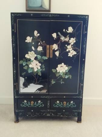 Asian Cabinet     $60     View on Craigslist
