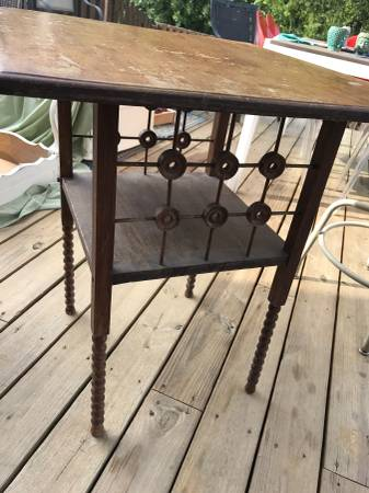 Antique Table $75 View on Craigslist